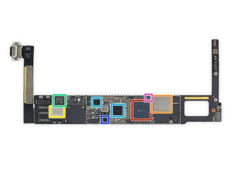 Mainboard ipad mini mới